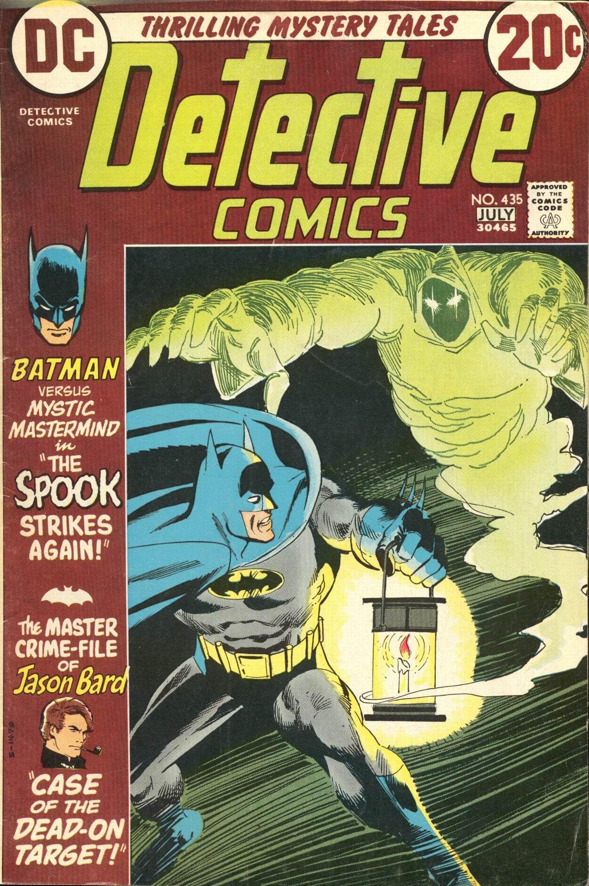 Detective Comics (1937) 435 Page 1