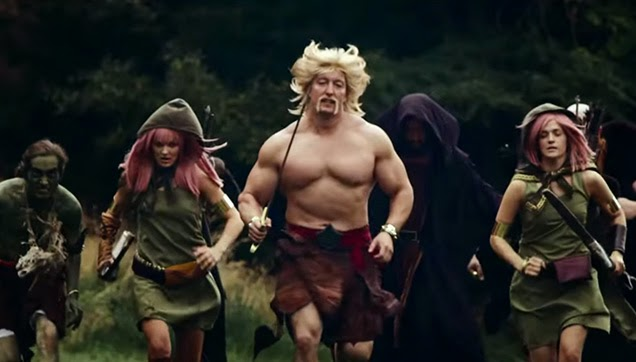 Clash of Clans: Live Action Movie Trailer Commercial by Bellpond Films featuring the Clan Wars.