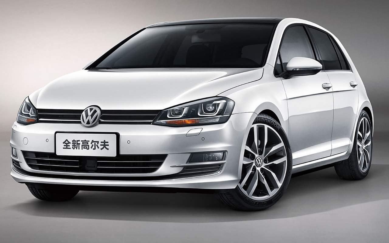 VW Golf 2016 Automático