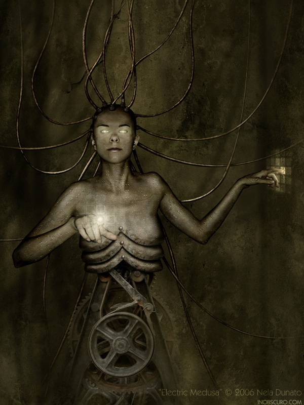 25-Haunted-photoshop-photo-manipulation-electric-girl
