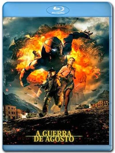 A Guerra de Agosto AVI BDRip Dual Audio