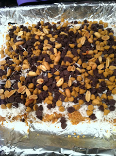 7 Layer Bars Eagle Brand http://www.nyccooks.com/2011/05/seven-layer-magic-cookie-bars-by-eagle.html