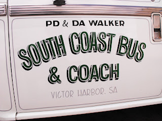 Hand Painted Dodge Truck Transport Company Signage Dobell Signs Sydney New South Wales Australia