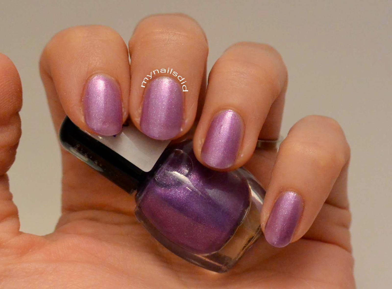 My Nails Did: MTL swatches Lafayette