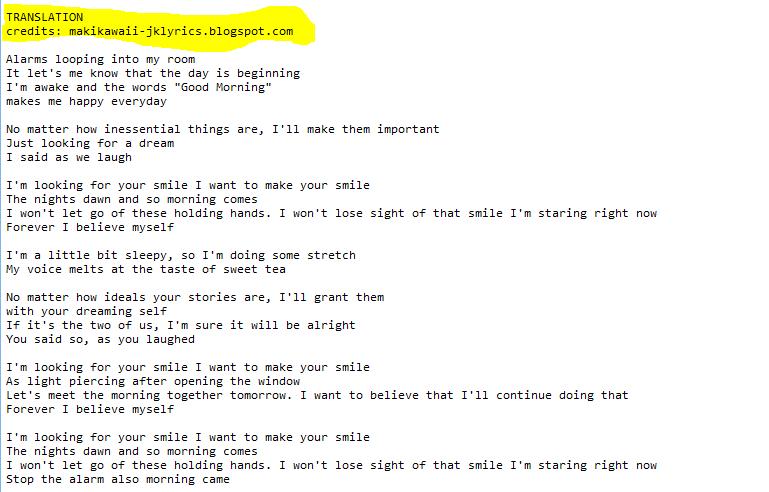Random jpop and kpop lyrics translations 2015 stopboris Images