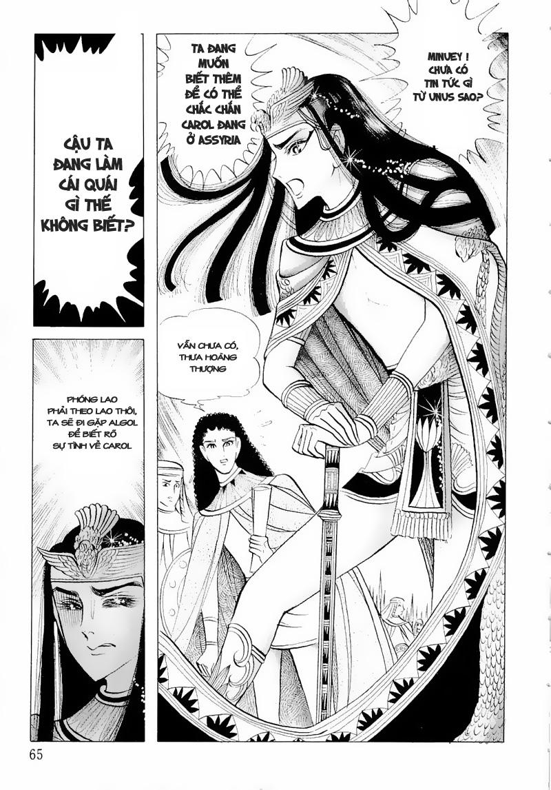 Nữ Hoàng Ai Cập-Ouke no Monshou chap 51 Trang 32 - Mangak.info