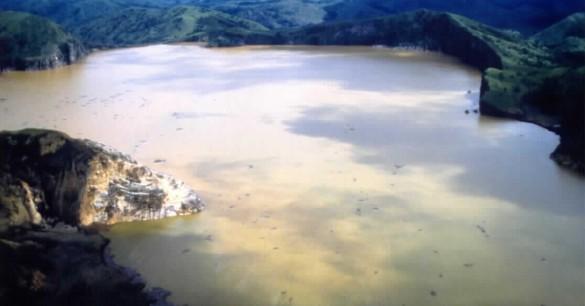 Danau Di Afrika Akan Meletus Lagi?