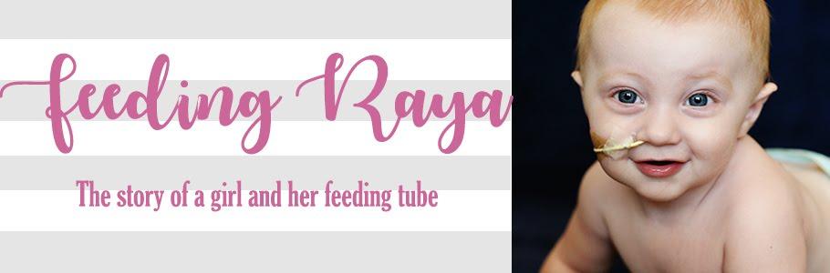 Feeding Raya