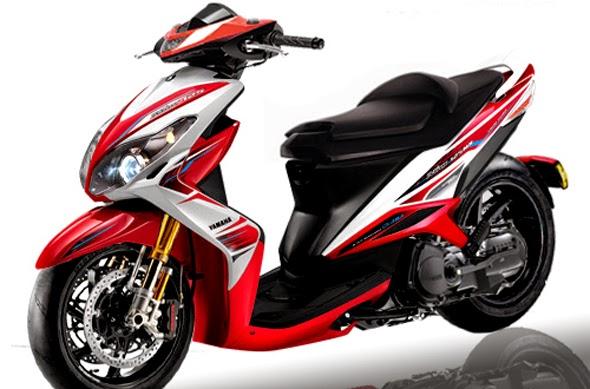 Modif Mtr Yamaha Xeon