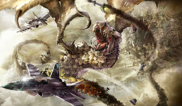 [Lyon] Résultats du tournoi de joute du jeudi 05/06 Battles-Dragons-Airplane-Sky-Fighter-plane-Smoke-Fantasy-Wallpaper