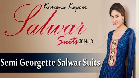 Designer Dresses Salwar Suits