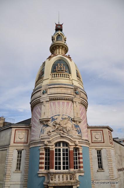 le voyage à Nantes - le lieu unique