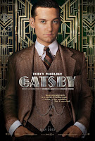 great gatsby tobey maguire poster
