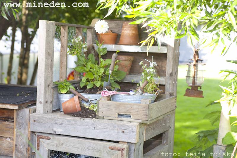 Planteringsbordet