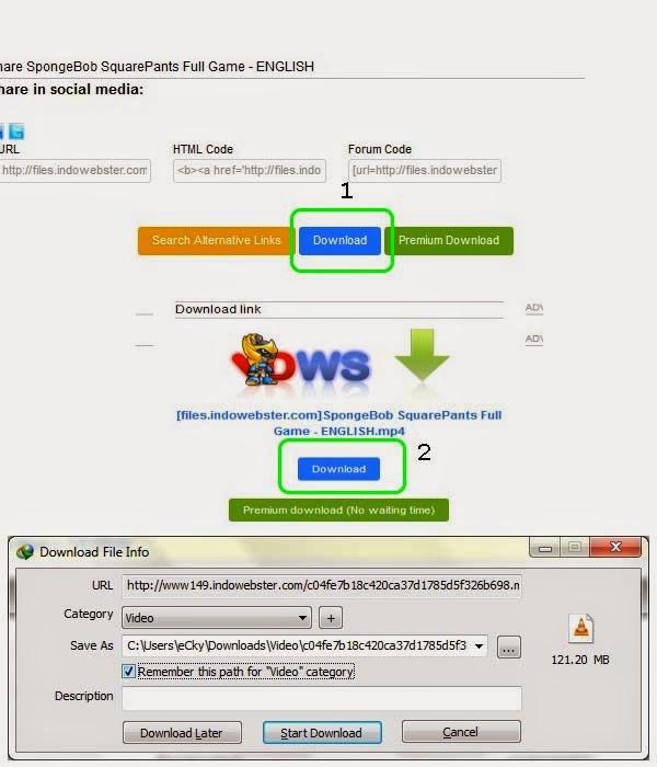 Cara Mudah Dan Cepat Download Video Di Youtube, Bisa Resume, web dan server Lokal