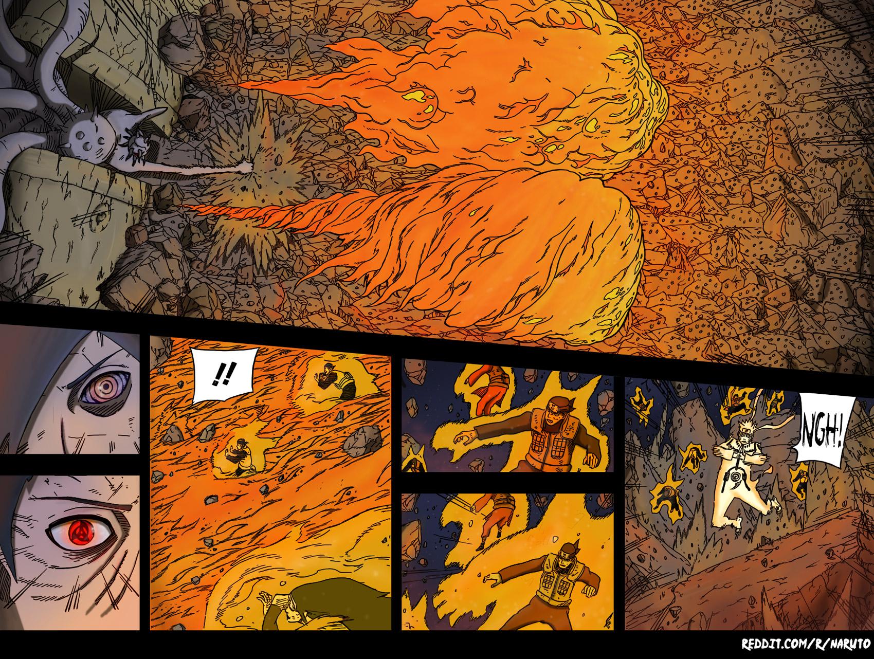 Naruto chap 632 Trang 24 - Mangak.info