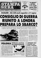 LA STAMPA SERA 5 MAGGIO 1982