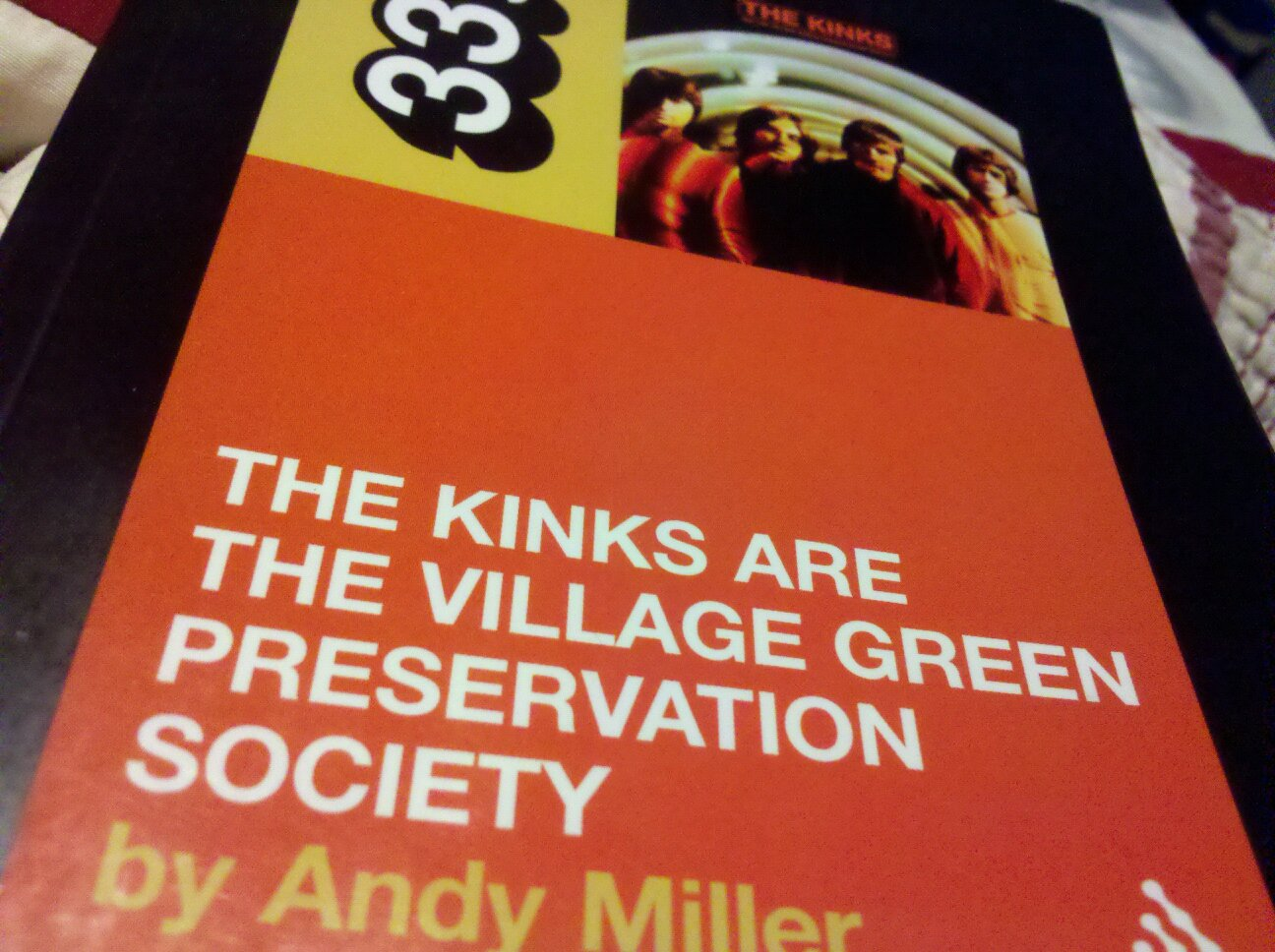 Kinks Village Green Preservation Society Route1 First