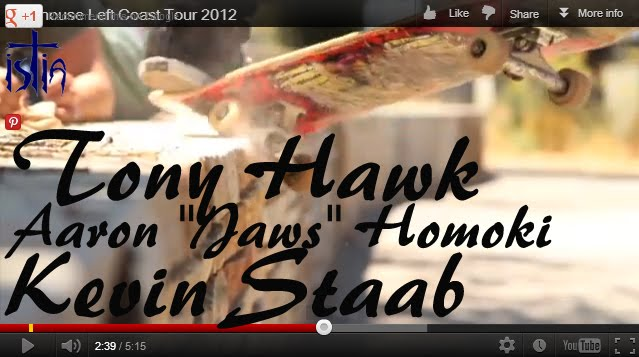 Tony Hawk Left Coast Tour