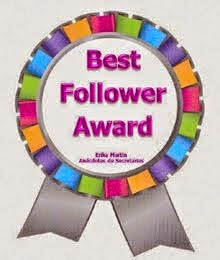PREMIO BEST FOLLOWER AWARD