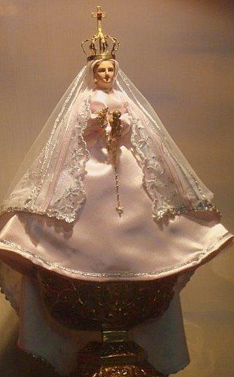Hermosa María de Tlaltenango Patrona de la ciudad de Cuernavaca, Morelos, México