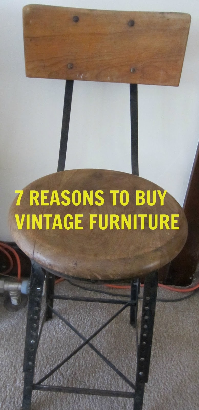 Beau Why Do I Like Vintage, Antique, Rustic....old Stuff? Why Canu0027t I Just Buy  My Furniture At Pottery Barn Or Wherever Else Nice New Furniture Is Sold?