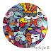 Romero Britto e Vista Alegre – Artista brasileiro oferece cores e curvas aos pratos de porcelana