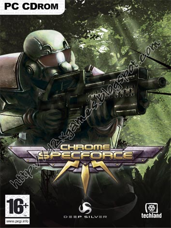 Free Download Games - Chrome SpecForce