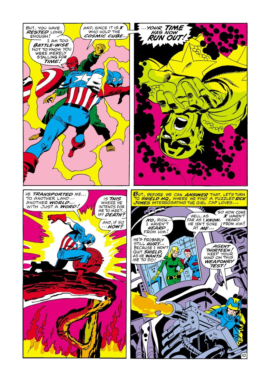 Captain America (1968) Issue #115 #29 - English 11