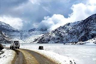 Sikkim (Best Honeymoon Destinations In India) 3