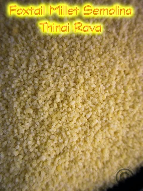 Thinai-Rava
