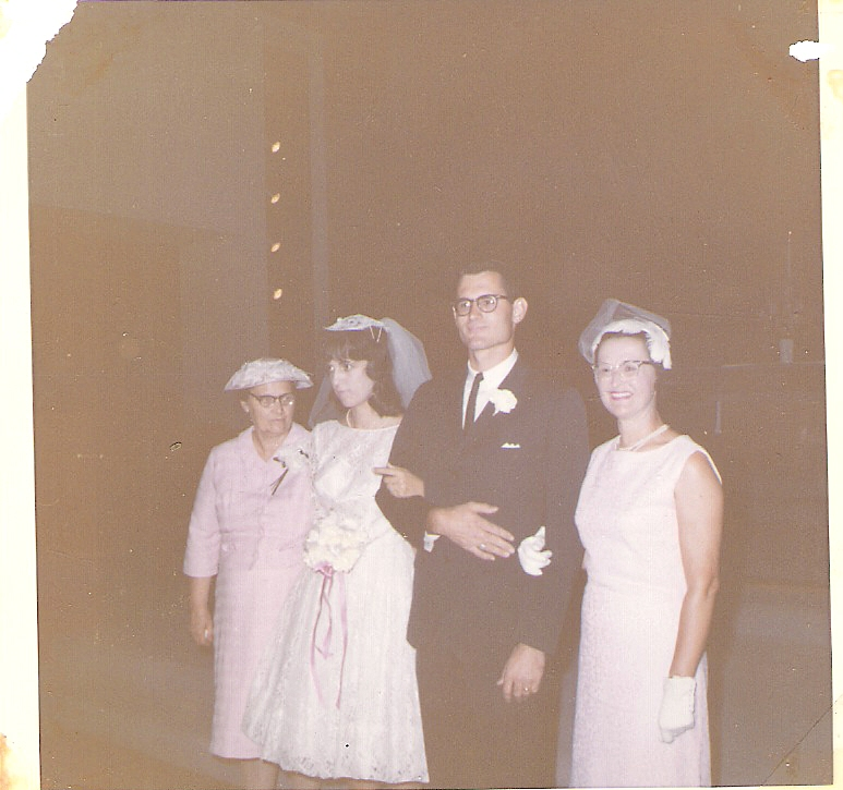 My Grandma and Grandpa's Wedding