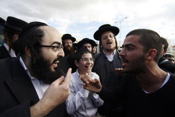 En Israel están hartos de los ultra-ortodoxos