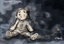 Di NO al maltrato infantil