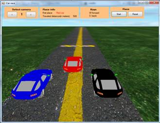 Car Racing Game Source Code In C