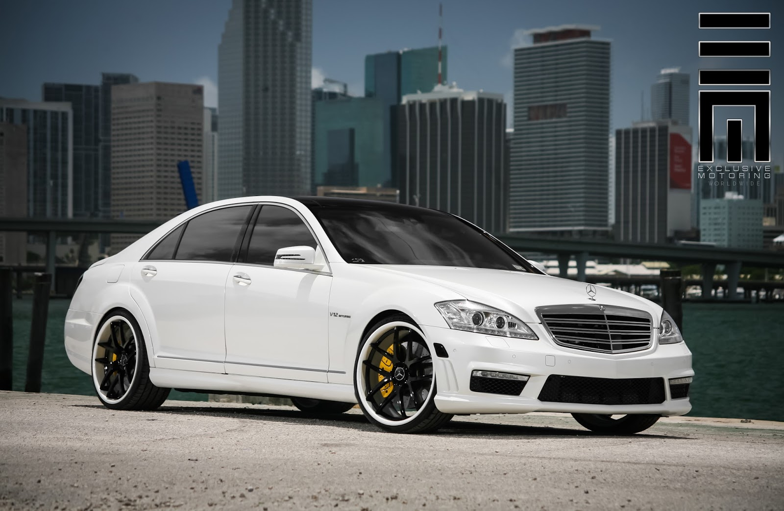Raymond Neice Photography Exclusive Motoring Mercedes S65 Amg