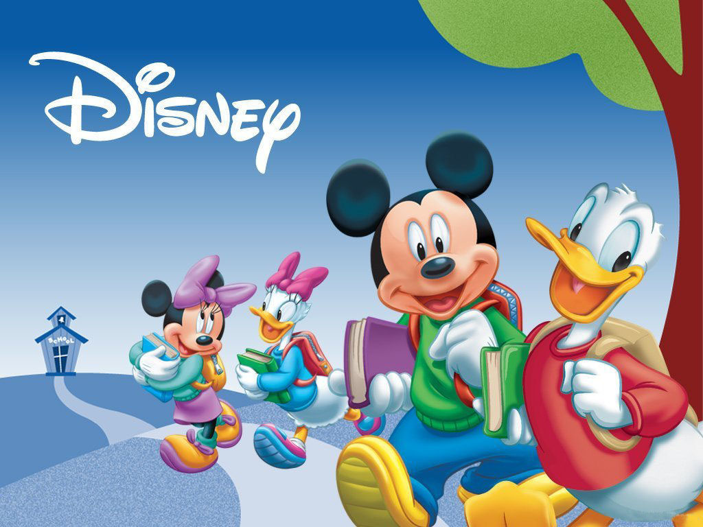Download   Wallpaper Home Screen Mickey Mouse - Mickey+Donald+Duck+Wallpapers  You Should Have_834869.jpg