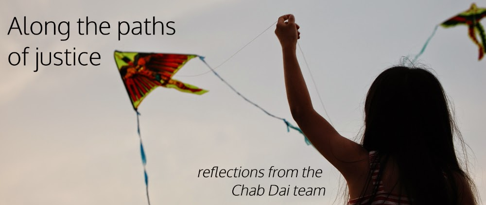Chab Dai Blog | Along the paths of justice