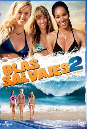 Olas salvajes 2 DVDrip Español Latino