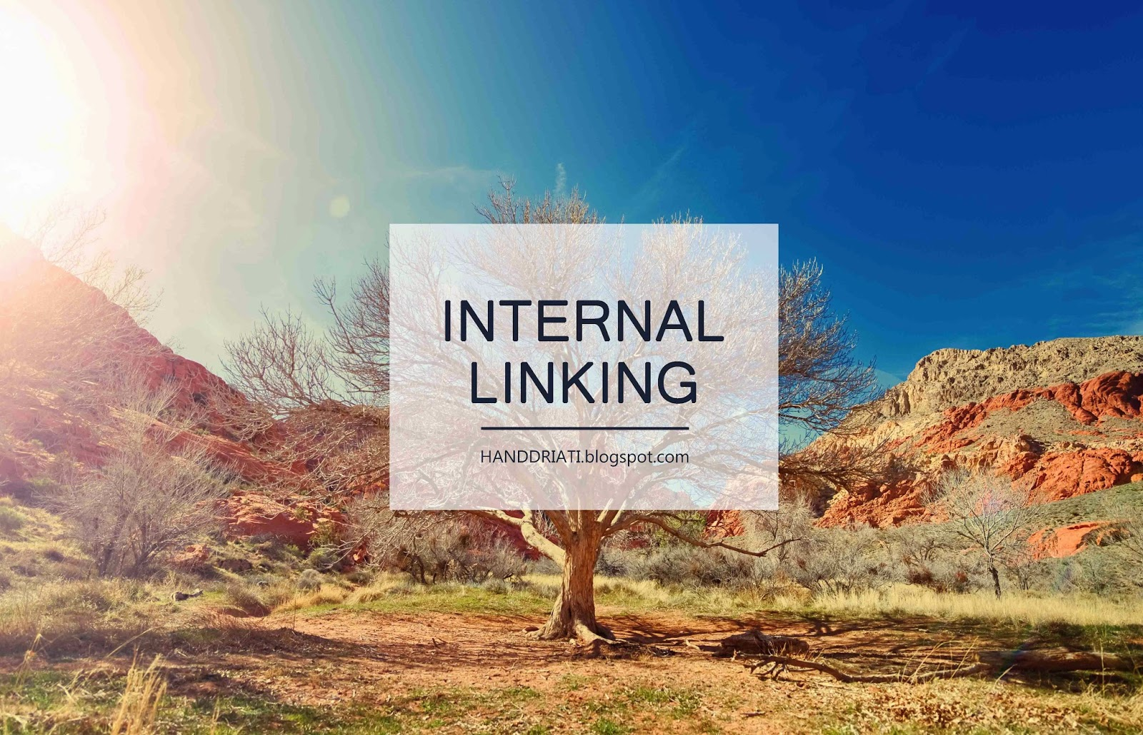 Mengenal Teknik SEO Standar Dengan Internal Linking Untuk Blog