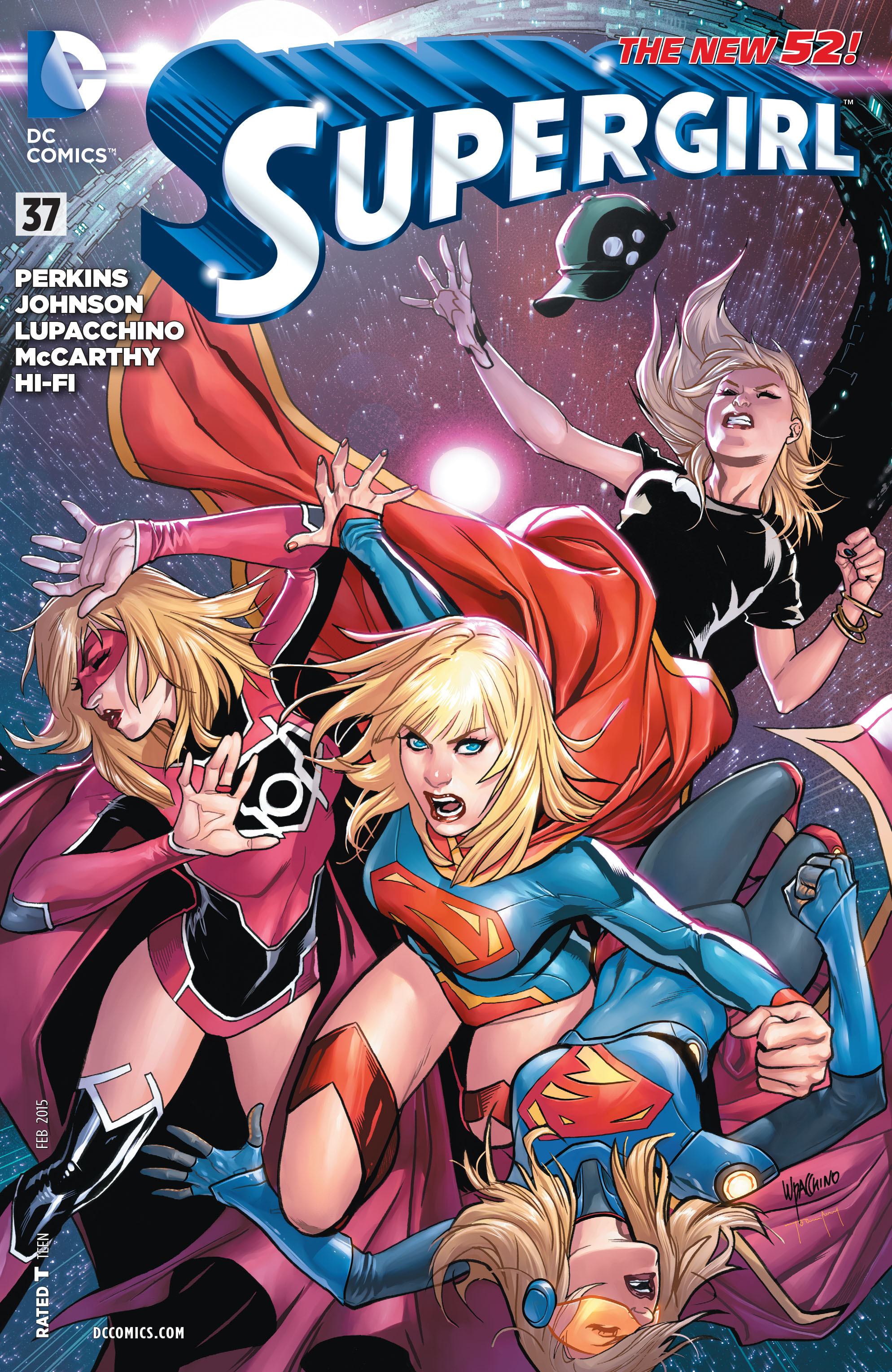 Supergirl (2011) Issue #37 #39 - English 1