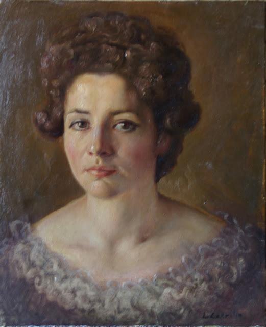 Luis Carrillo Torres, Maestros españoles del retrato, Pintor español