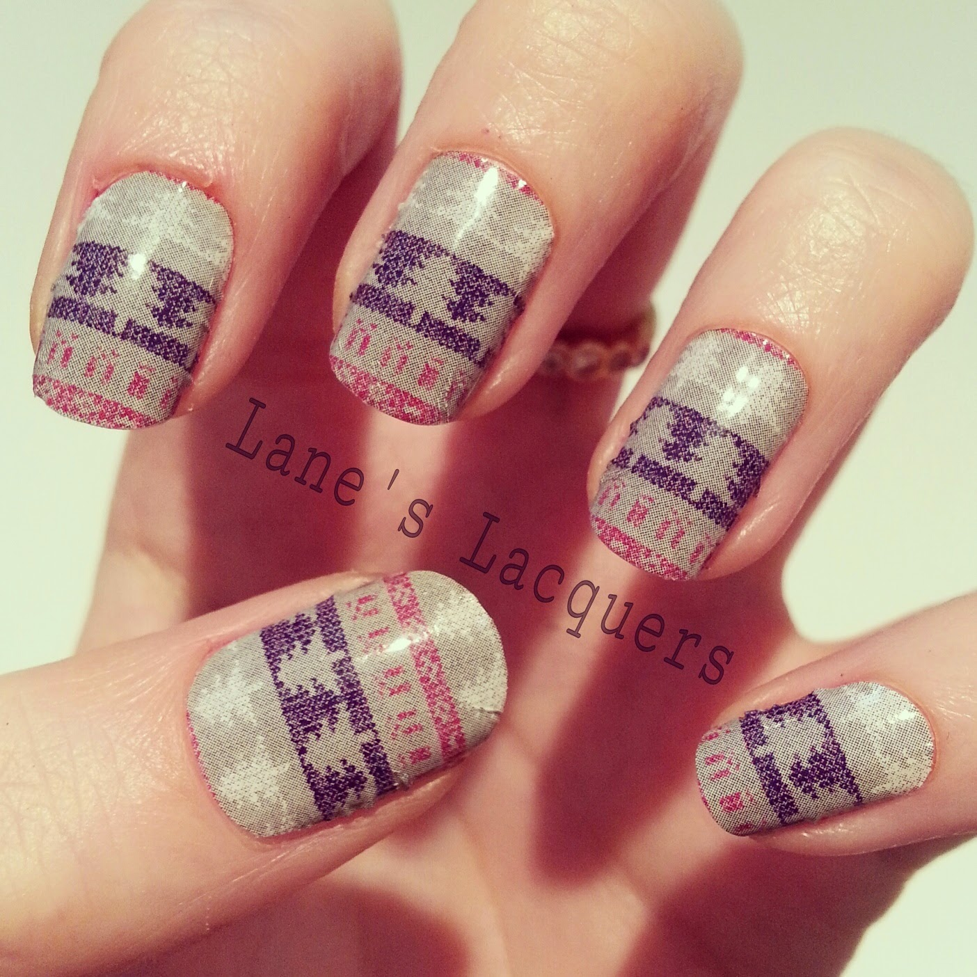 myleen-klass-christmas-jumper-nail-art-stickers-manicure