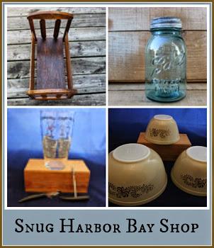 Snug Harbor ETSY Shop