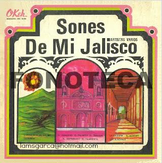 SONES DE MI JALISCO