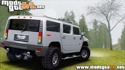 SA - Hummer H2 Tunable