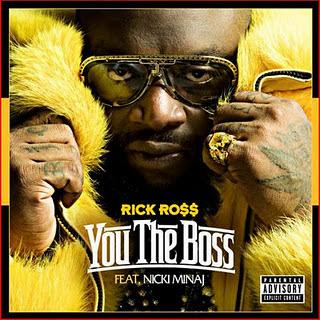 Rick Ross - You The Boss (feat. Nicki Minaj) Lyrics