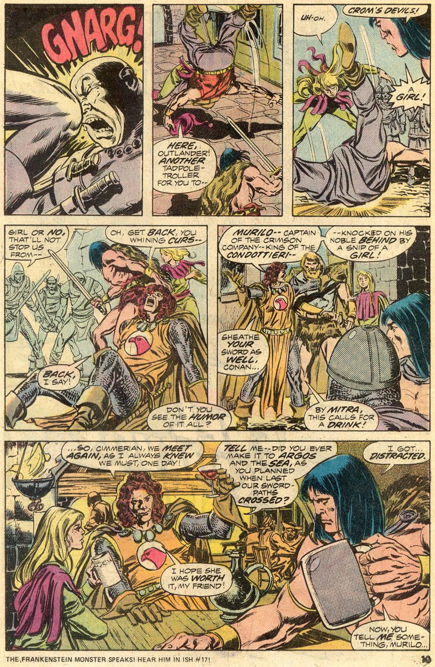 Conan the Barbarian (1970) Issue #52 #64 - English 7