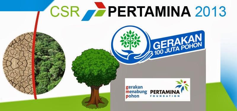 CSR Pertamina Peduli Lingkungan Pertamina Berdayakan Masyarakat