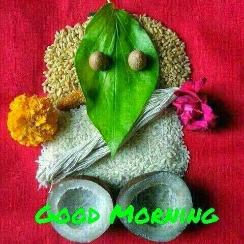 ganesha good morning pictures